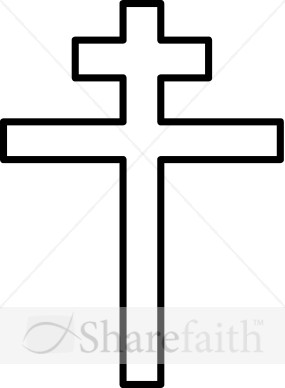 Black and White Double Cross