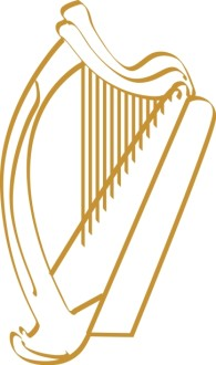 Harp Line Art
