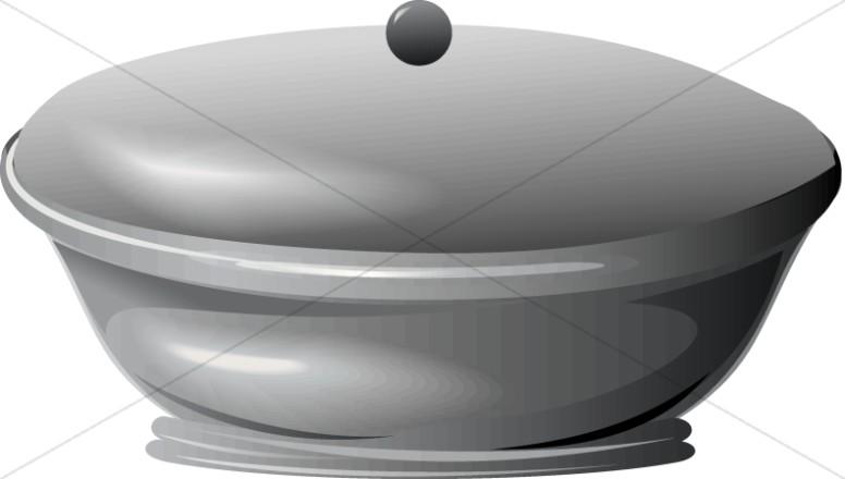 Covered Potluck Dish