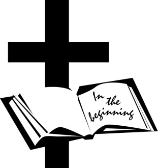 In the Beginning, Bible and Cross