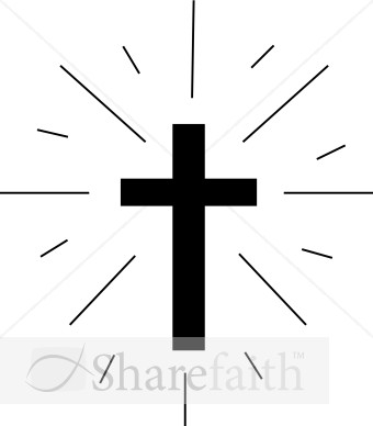 Simple Majestic Cross
