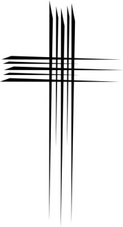 Cross Made of Tapered Beams