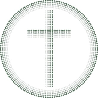 Modern Dot Pitch Cross
