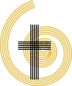 Cross and Golden Spiral