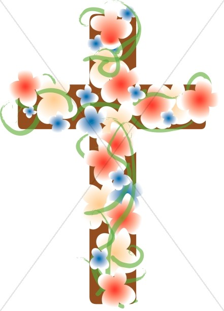 Christian Memorial Cross