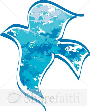 Holy Spirit Clipart