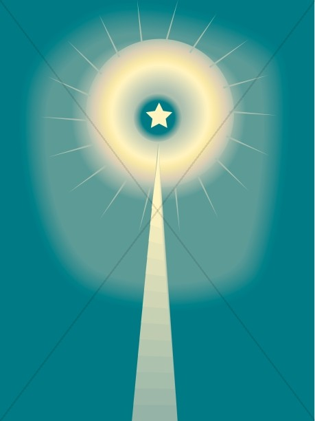 Shining Star of Bethlehem
