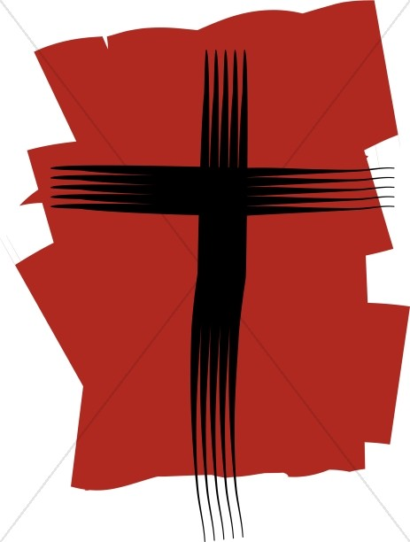 Combed Cross Image
