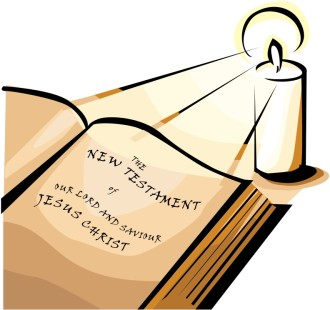 The New Testament by Candlelight