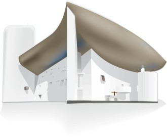 Modern Architecture Church