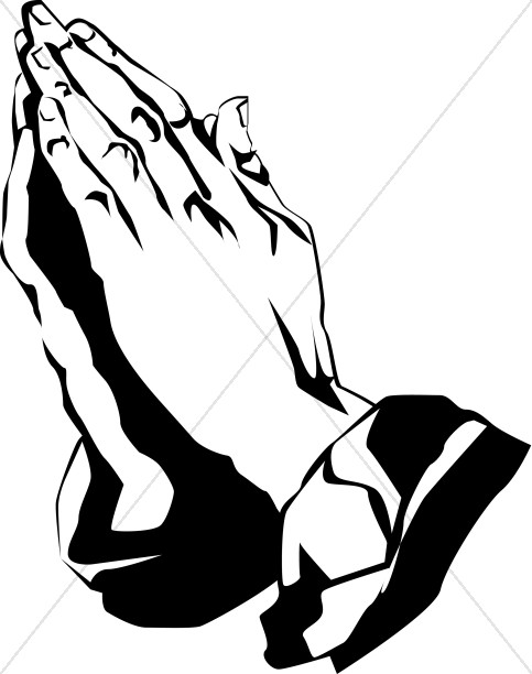 Call to Prayer Clipart
