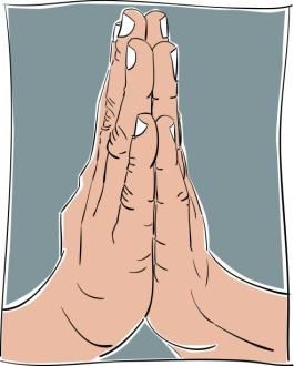 The Prayer Hands