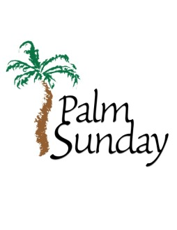 Palm Sunday with Tree