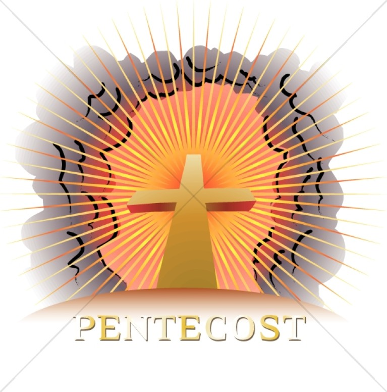 Pentecost Cross