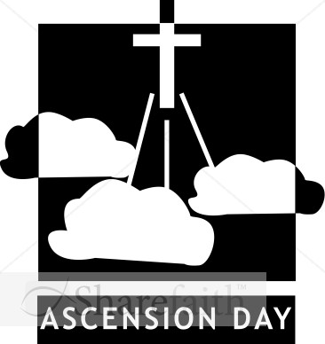 Ascension Clipart Ascension Word