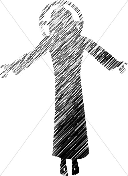 Images of Jesus Clipart
