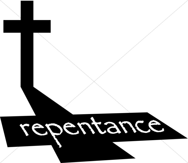 Repentance Cross
