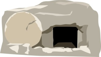 Open Stone Tomb