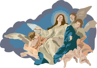 Angelic Clipart