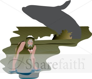 Jonah Escapes the Whale