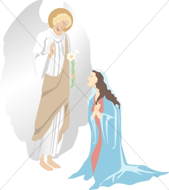 The Annunciation of Christ