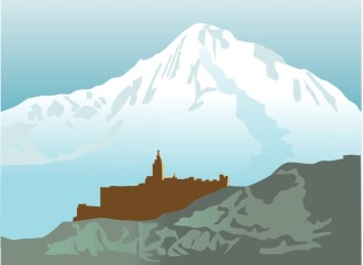 Mount Ararat After the Flood