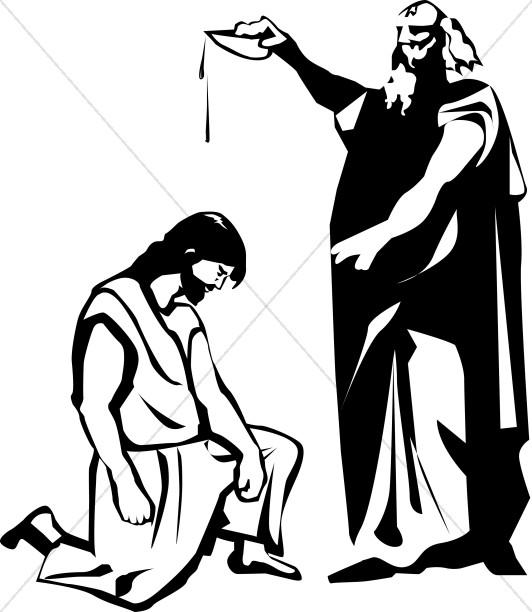 Samuel Annoints Saul