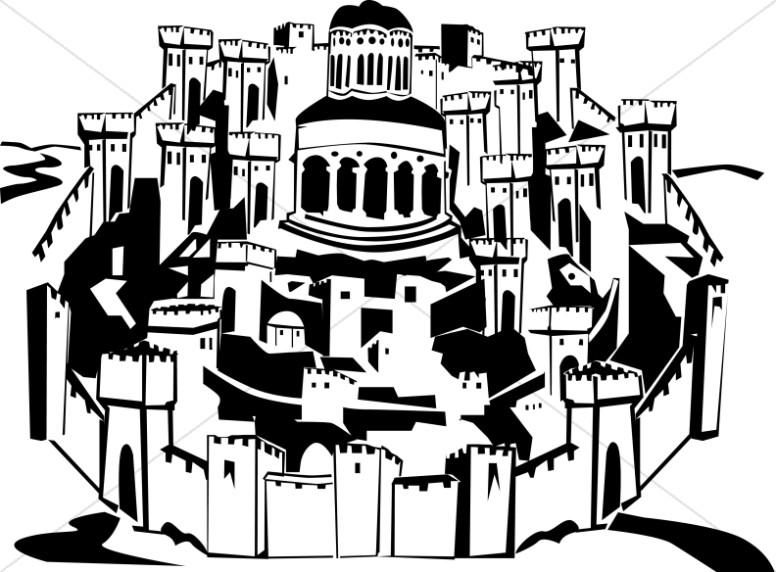The Holy City of Jerusalem