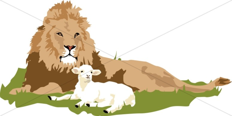 The Lamb and the Lion Old Testament