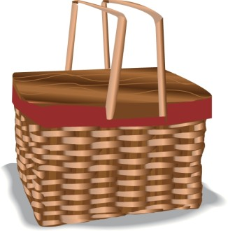 Classic Picnic Basket