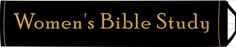 Women's Bible Study on Book