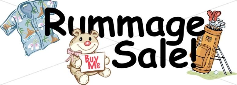 Rummage Sale Event