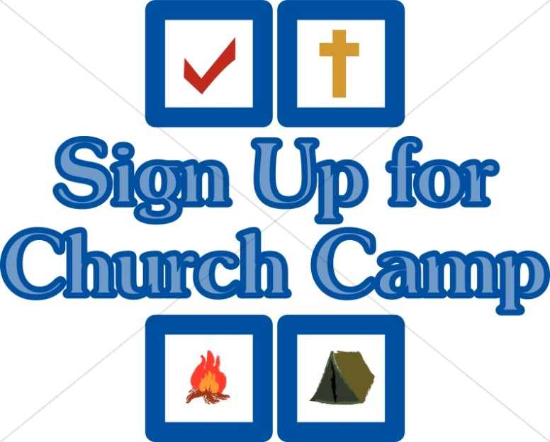 Church Camp Signup