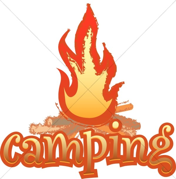 campfire title christian youth summer camp