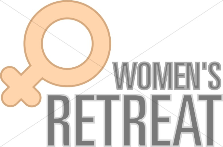 Womens Retreat Sign