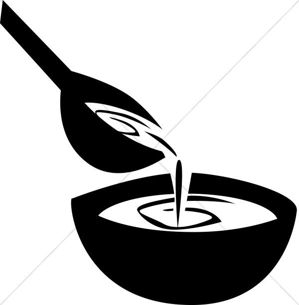 Simple Soup Serving