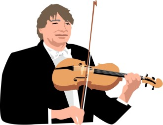 Classical Violinist