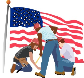 Patriotic Construction and Cleanup Workers