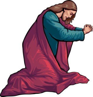 Jesus in Prayer