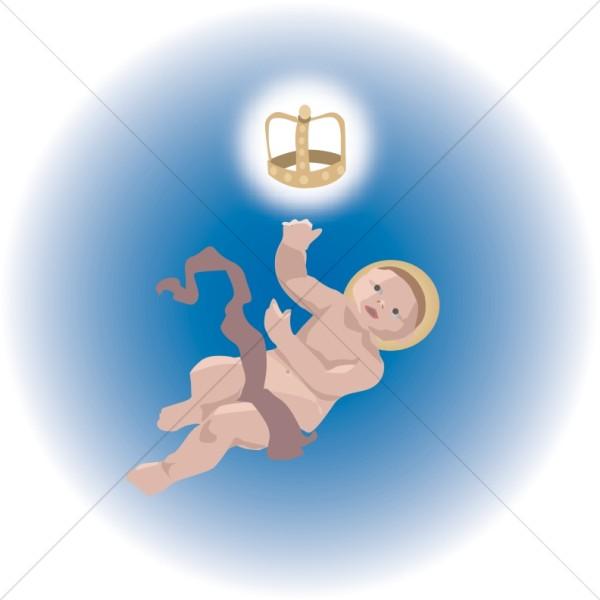 Baby Jesus the Newborn King