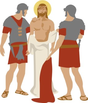 Christ Arrested by Romans