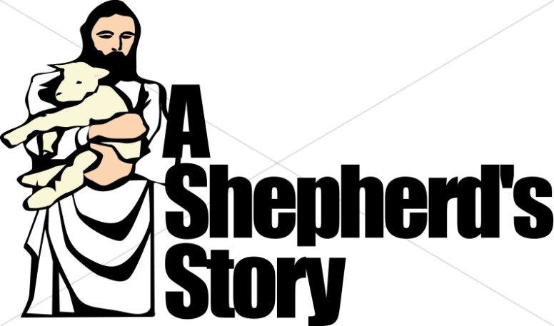 A Shepherd's Story with Image
