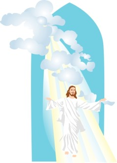 Ascension of Jesus Christian Pictures
