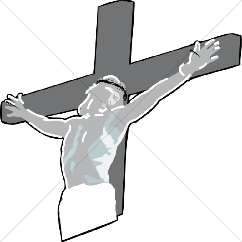 Christ on the Cross Image