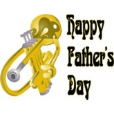 Father's Day Trumpet
