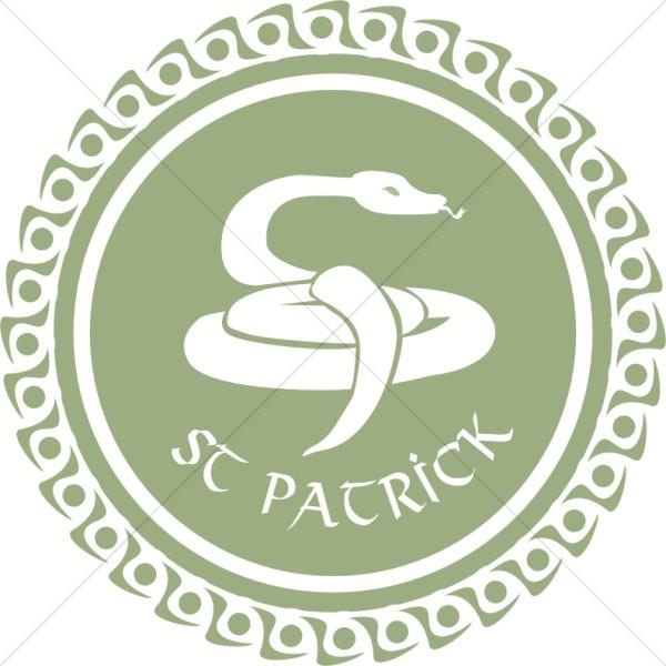 St. Patrick Snake