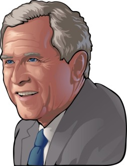 Vexel George W. Bush