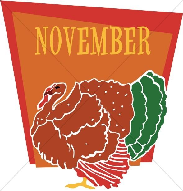 Fat Turkey in November