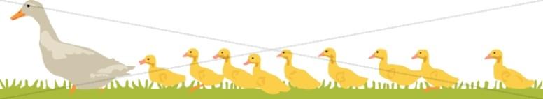 Easter Ducklings
