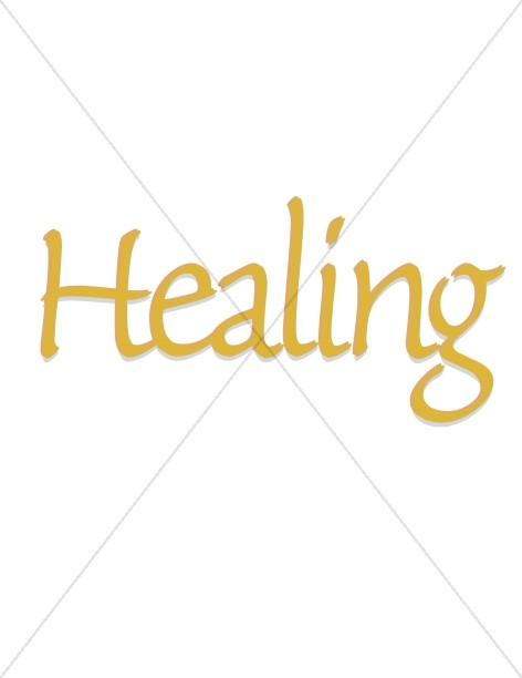 Healing in Gold
